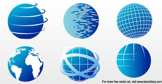 globe clipart cdr - photo #48