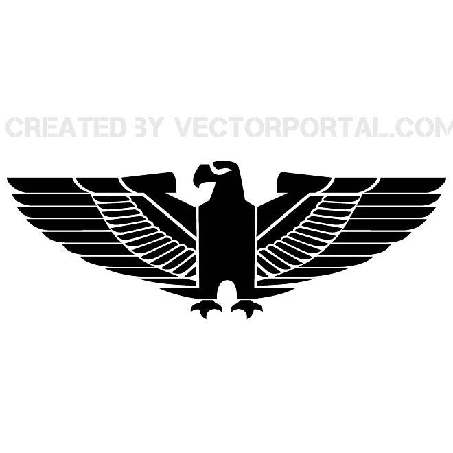 eagle totem graphics free vector 123freevectors rh 123freevectors com eagle free vector download free vector eagle head